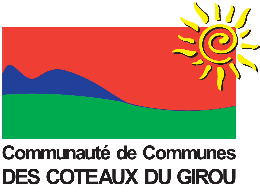 Logo de la Communauté de Communauté des Coteaux du Girou
