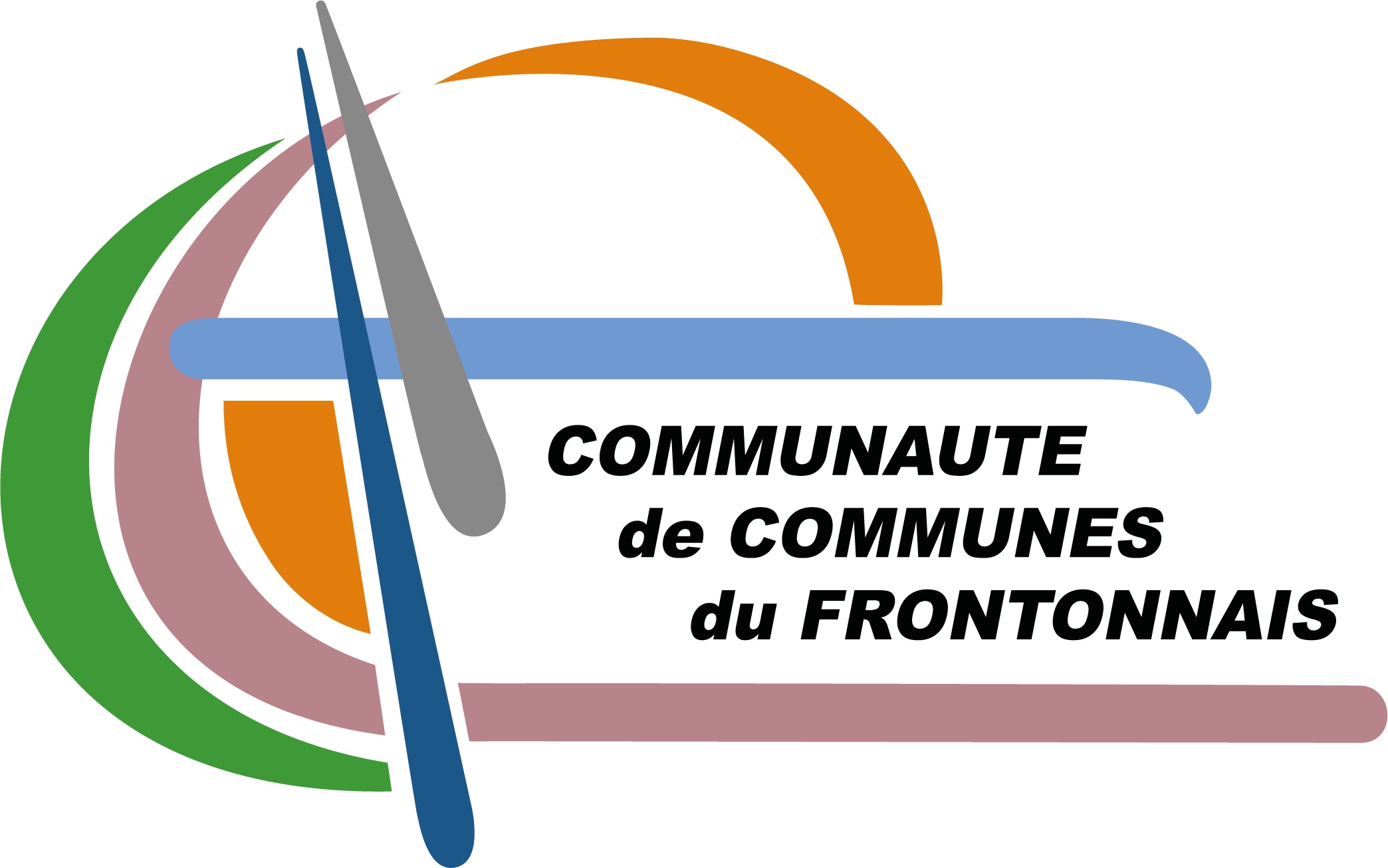 Logo de la Communauté de Communes du Frontonnais
