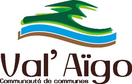 Logo de la Communauté de Communes Val'Aïgo