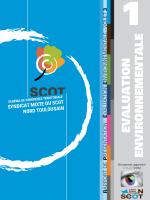 évaluation environnementale du rapport de présentation